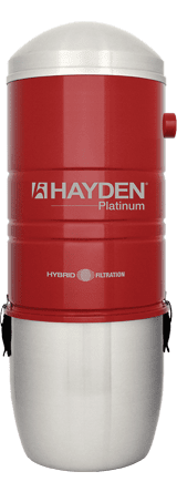 Central Vacuum Hayden Platinum